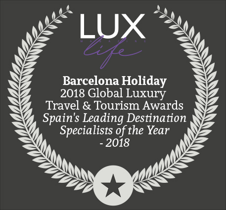 1808LU38 - Barcelona Holiday Winners Logo